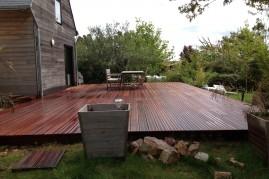 terrasse massaranduba (bois exotique)
