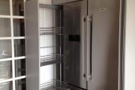 meuble cuisine avec grand tiroir de rangement
